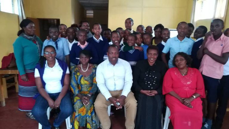 More than 35 young Rwandans have been trained by AKWOS