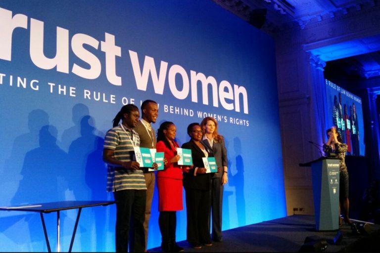 Rwandan girl-led charity wins international award