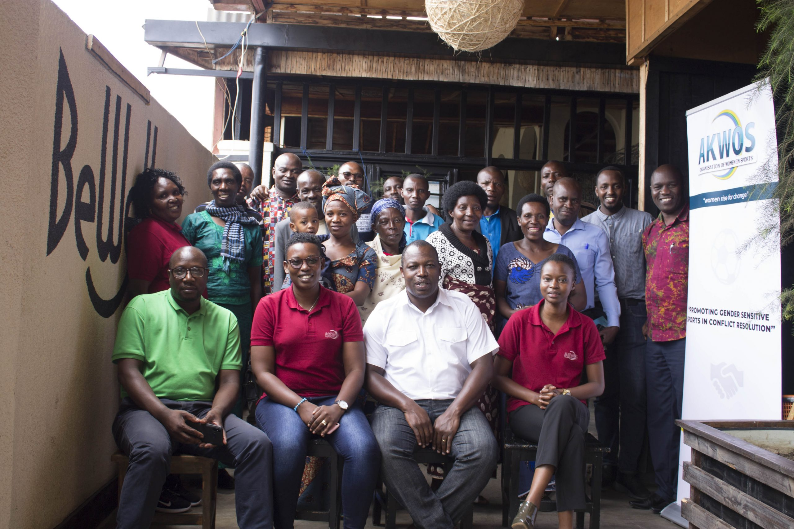PROMOTING GENDER-SENSITIVE SPORTS IN CONFLICT RESOLUTION – STAKEHOLDERS MEETING 2020